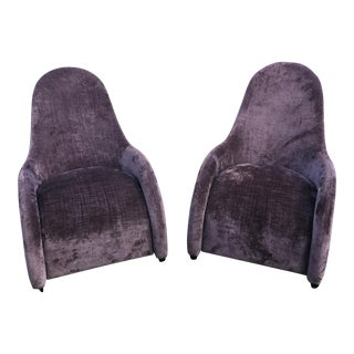 Dalton Chairs From Brueton - a Pair
