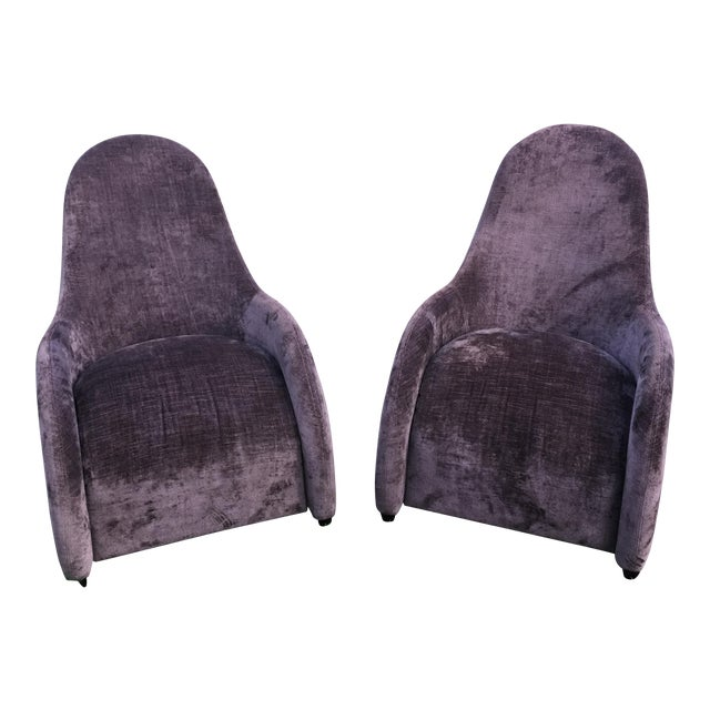 Dalton Chairs From Brueton - a Pair - Image 1 of 7