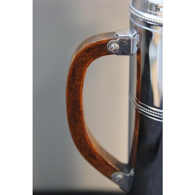 Martini Shaker With Bakelite Handle - Image 6 of 8