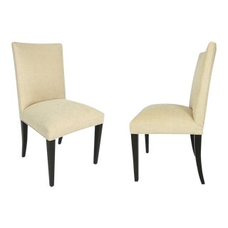 Set of Ten Petite Scale Dining Chairs by Johan Tapp