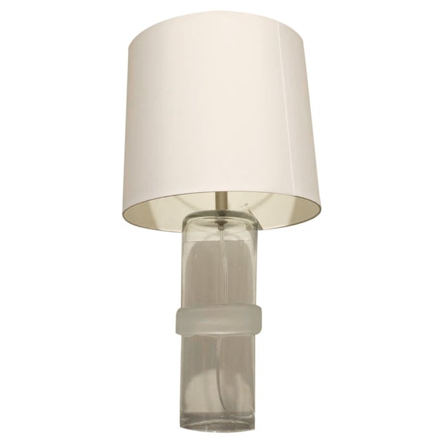 Arteriors Glass Body Table Lamp - Image 1 of 5