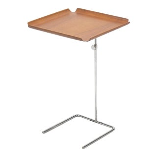 George Nelson Adjustable Tray Table by Herman Miller