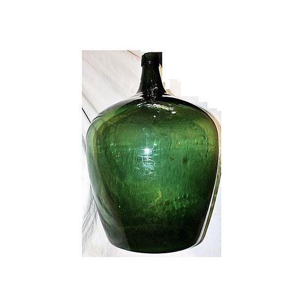 Antique French Demijohn Bottle - Image 4 of 6