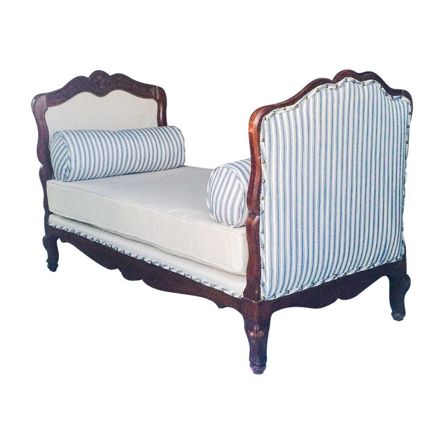 Antique French Country Day Bed - Image 1 of 3