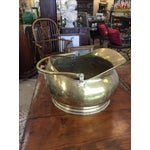 Image of Brass Fireplace Pot