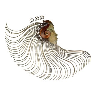 Curtis Jere Hanging Wall Sculpture