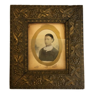 Antique African American Woman Photo