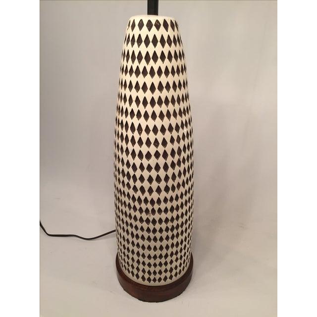 Mid-century Surrealist Table Lamp - Image 4 of 8