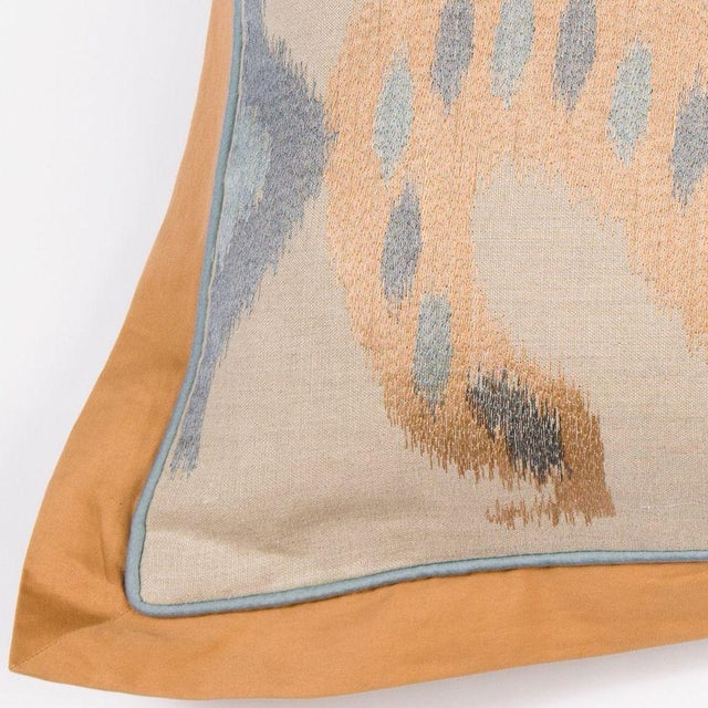 Ikate Embroidered Moroccan Pillow - Image 3 of 3