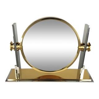 Karl Springer Vanity Mirror