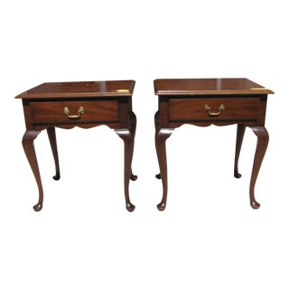 Set of Henkel Harris End Tables - Pair