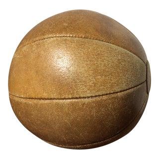 Vintage Large Medicine Ball