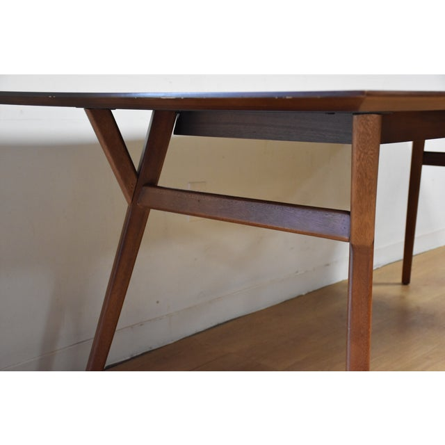 Walnut Dining Table - Image 5 of 11