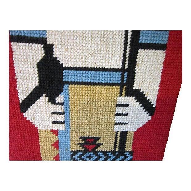 Yarn Work Wall Hanging - Image 3 of 4