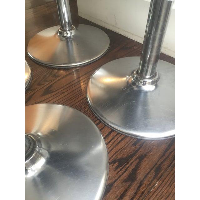 Image of Bombo Adjustable Bar Stools - Set of 4