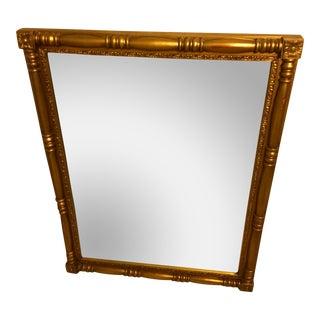Vintage Empire Style Mirror