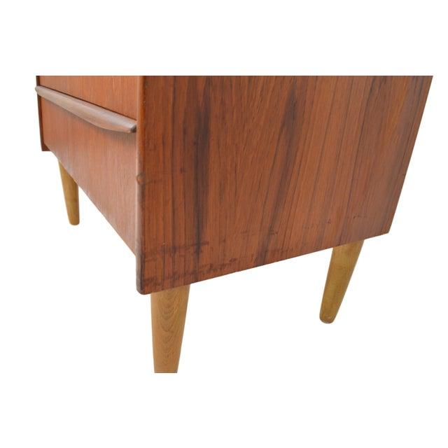 Danish Modern Teak Dresser - Image 5 of 7