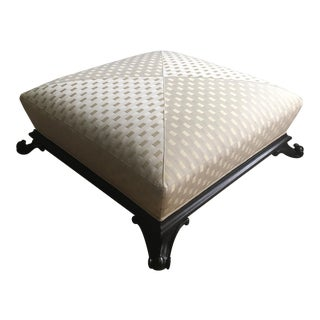 Barbara Barry for Baker Low Ottoman