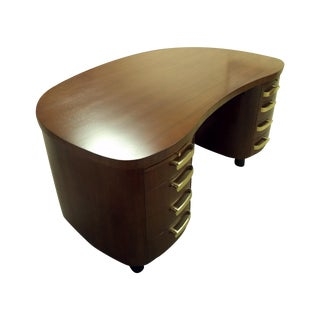 Stow & Davis Art Deco Desk