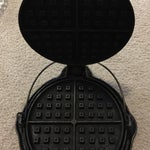 Image of Waffle Iron for Camping Along With Greater