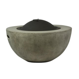Cement Fire Bowl