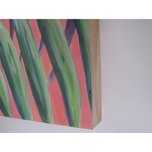 Islamorada Palm Painting - Image 4 of 4