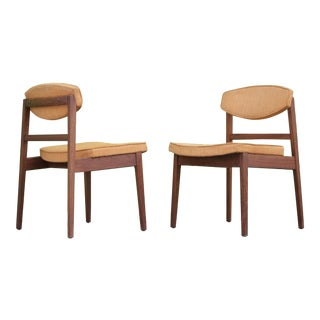 George Nelson Herman Miller Dining Chairs - Pair