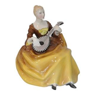 "Circa 1961 Royal Doulton ""Symphony"" Porcelain Figurine"