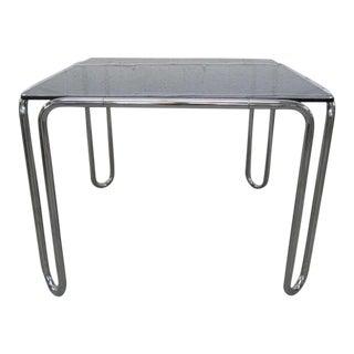 Marcel Breuer Tubular-Steel B10 Table