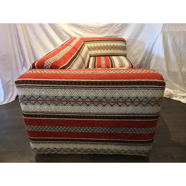 60s Vintage Southwestern Sofa - Image 3 of 5