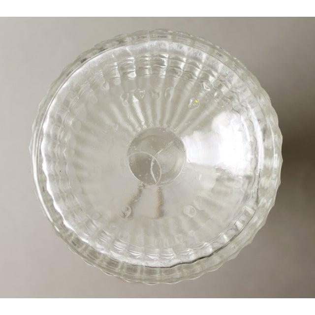 Vintage Crystal Glass Liquor Decanter Bottle Vodka - Image 6 of 6