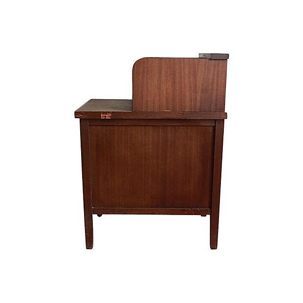Image of Antique Credit Register Cabinet
