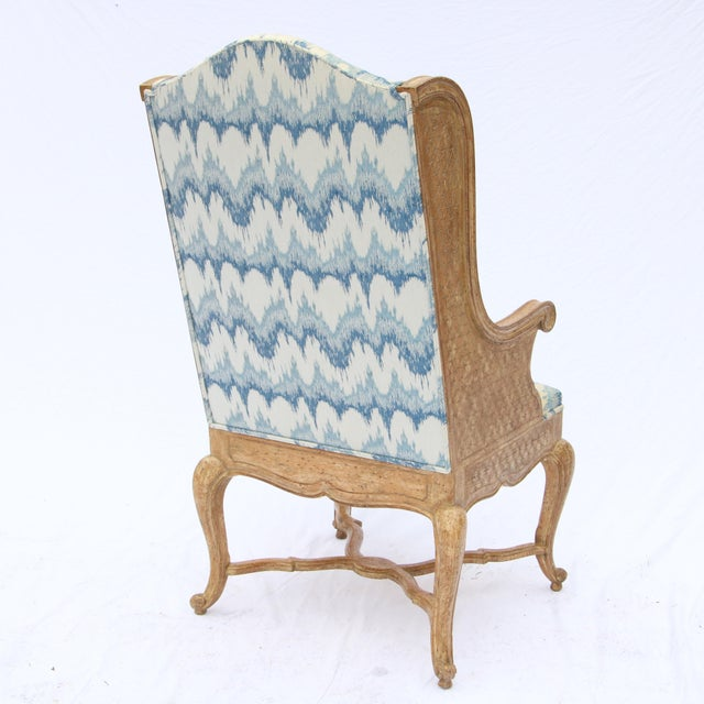 Robert Richter Wingback Chair - Image 10 of 11