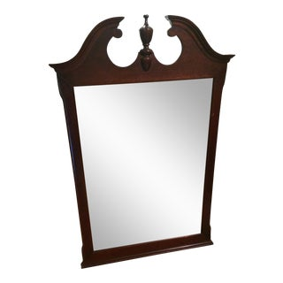 Cherry Federal Style Mirror