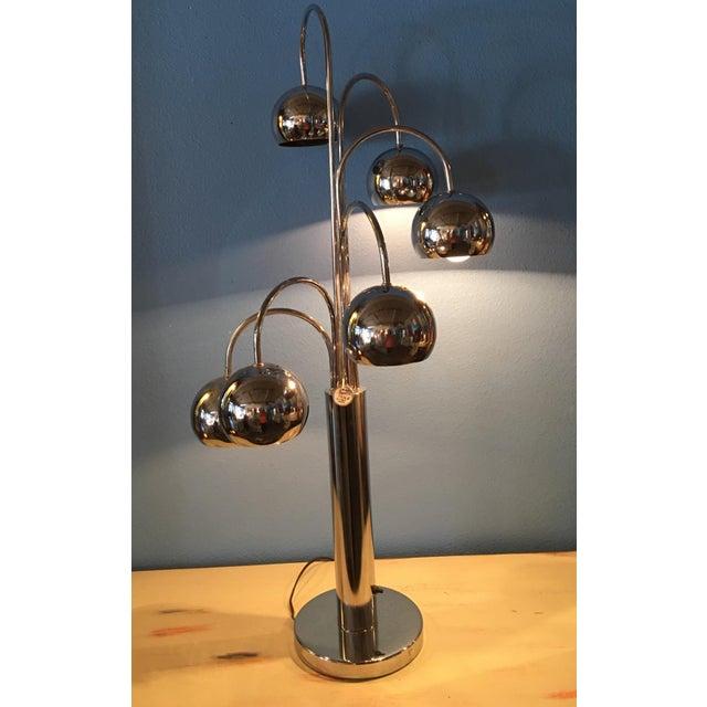 Sonneman Vintage 1960's Lamps - A Pair - Image 5 of 5
