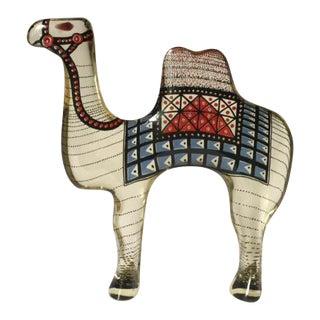 Palatnik Large Lucite Camel Figurine
