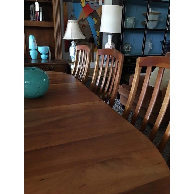Borkholder Amish Oval Dining Table - Image 6 of 8