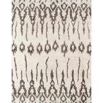 Image of Pasargad Moroccan Lamb's Wool Rug - 9′3″ × 12′3″
