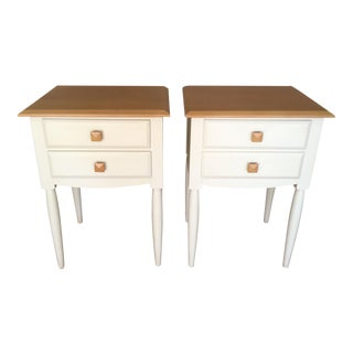 Ethan Allen American Dimensions Nightstands - A Pair