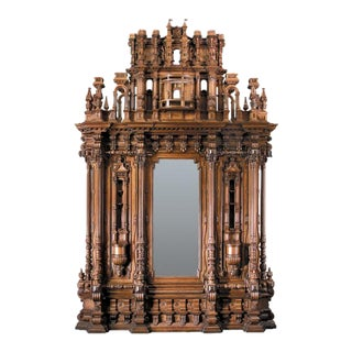 TSAR NICHOLAS II'S WINTER PALACE ARMOIRE