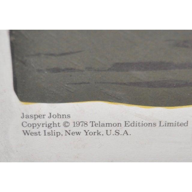 Jasper Johns Exhibition Poster C.1978 - Image 5 of 7