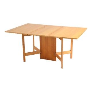 George Nelson Gate-Leg Table by Herman Miller