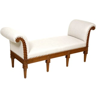 Chippendale Style Window Seat