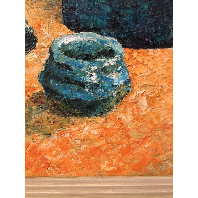 Image of Mid Century Impressionist Still Life