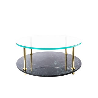 Customizable MGB ROUND COFFEE TABLE