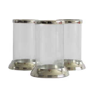 Tealight Hurricanes - Set of 3