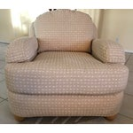 Image of Ethan Allen Neutral Chairs - A Pair