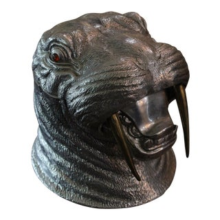Arthur Court Walrus Ice Bucket