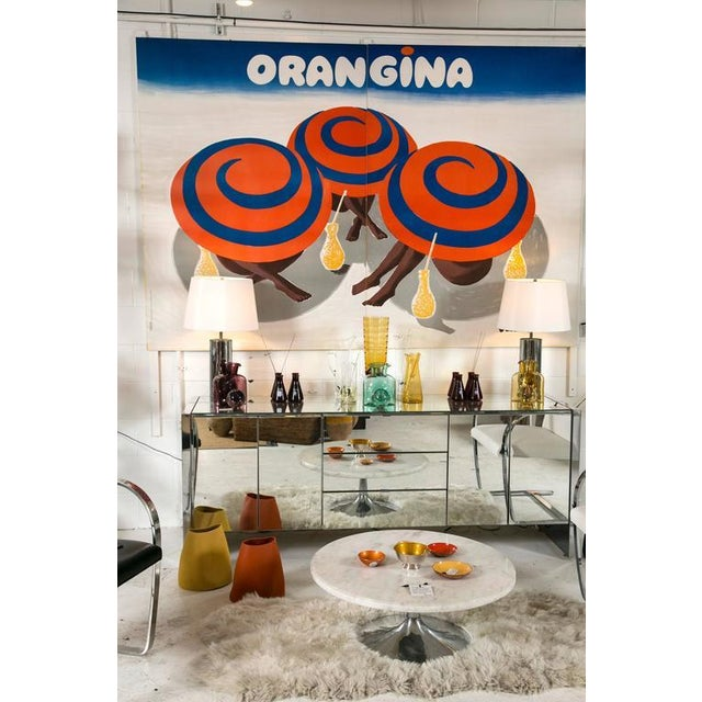 Vintage Orangina Advertisement Poster by Bernard Villemot - Image 4 of 8
