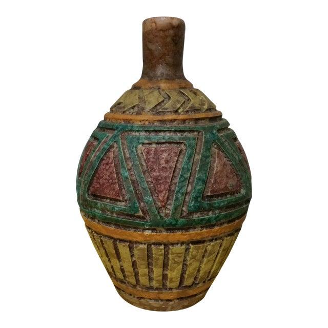 Bitossi Raymor Italy Lava Glaze Vase - Image 1 of 4